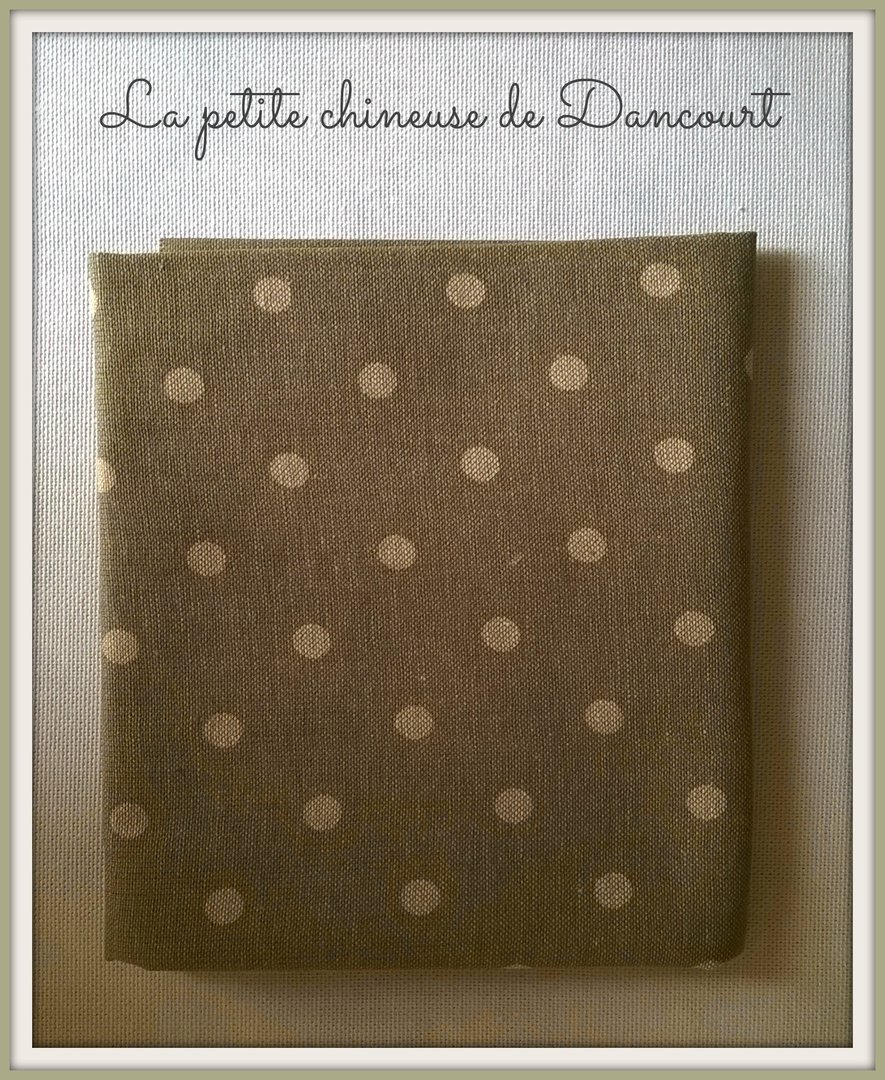 Coupon Moon Beige Chambray