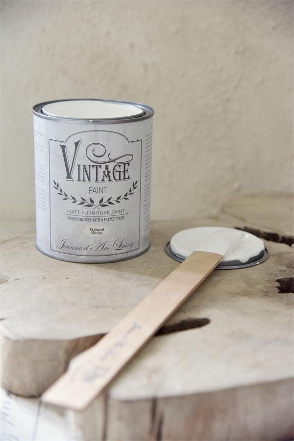 Vintage Paint JDL Natural white