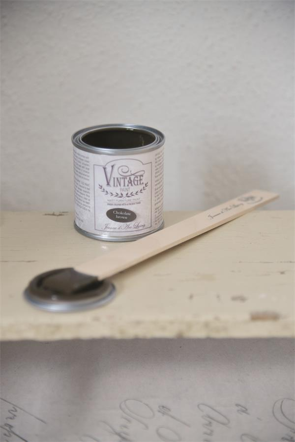 Vintage Paint JDL Chocolate brown