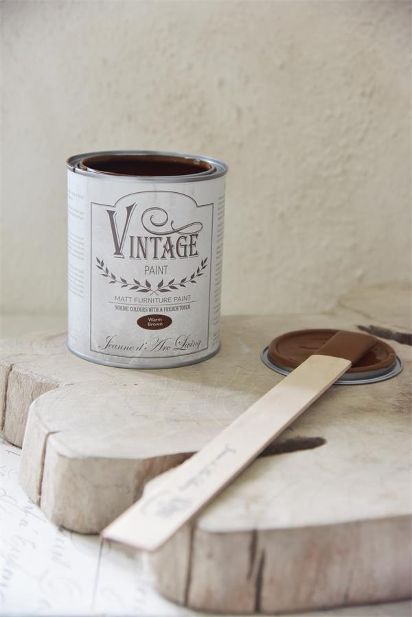 Vintage Paint JDL Warm brown