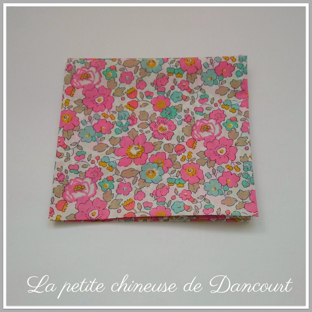 Coupon de Tissus marque Liberty Tana Lawn® Betsy