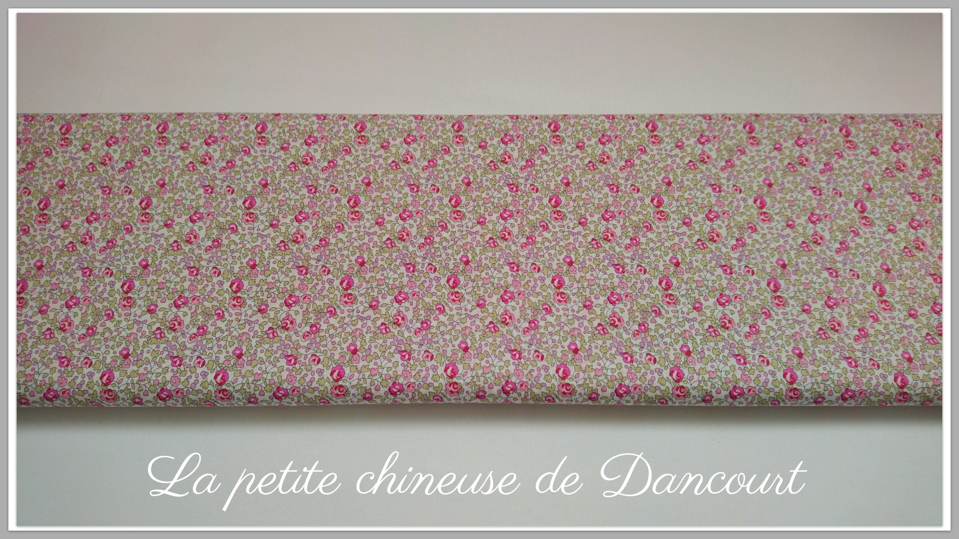 Tissus marque Liberty Fabrics Tana Lawn® Eloise Classic